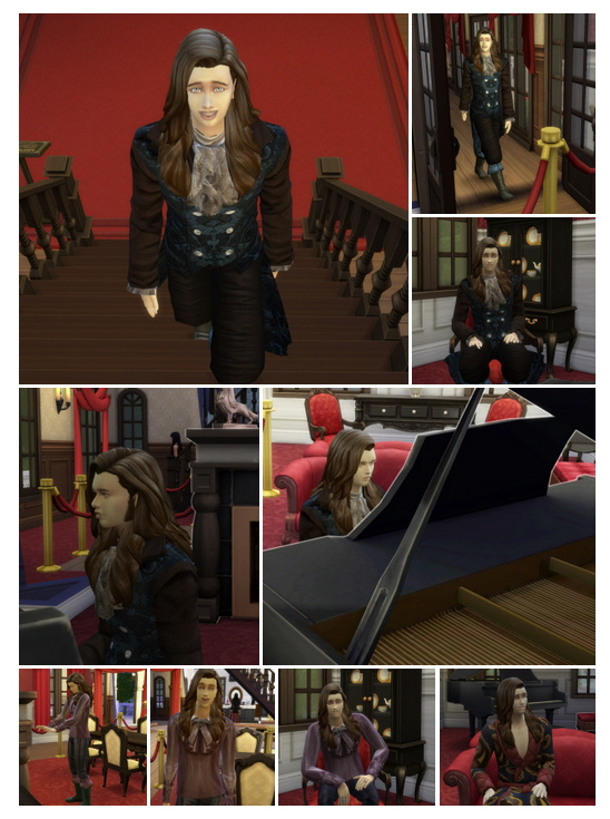 Louis de Pointe du Lac (Interview with the Vampire) at Birksches Sims Blog image 1443 Sims 4 Updates