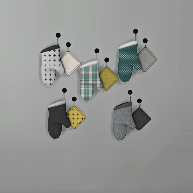 Sims 4 Potholders at Leo Sims