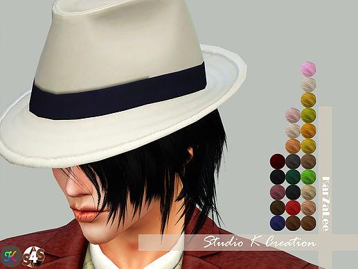 Raito animate hair 74 at Studio K Creation image 1534 Sims 4 Updates