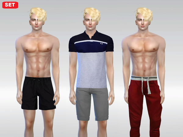 Casual Sporty Set by McLayneSims at TSR image 1625 Sims 4 Updates