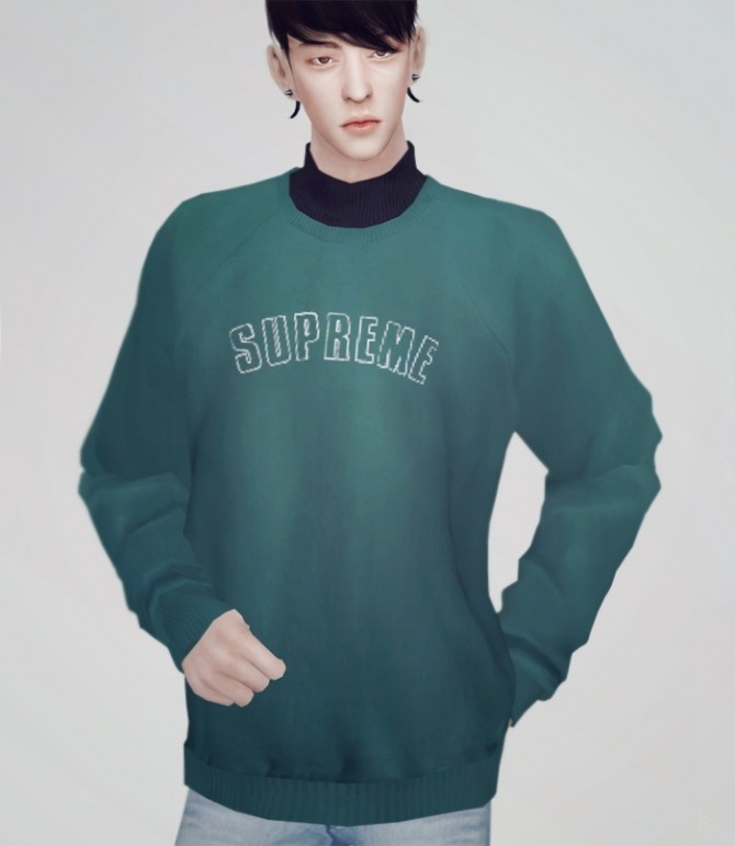 Sweatshirts 02 at KK's Sims4 – ooobsooo image 1652 670x772 Sims 4 Updates