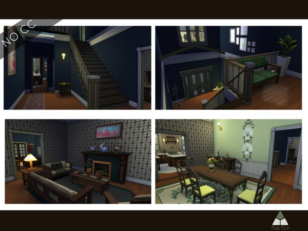 Country Mesquite Estate by ProbNutt at TSR image 1917 Sims 4 Updates