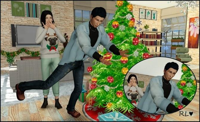 Sims 4 Christmas Poses.Jingle Bell Poses At Rethdis Love Sims 4 Updates