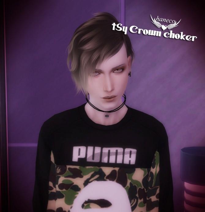 Crown choker at HANECO'S BOX image 2026 670x694 Sims 4 Updates