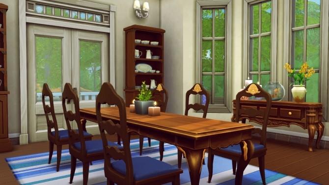 Sims 4 Dawson house at Jenba Sims
