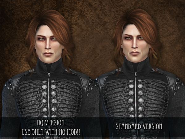 Sims 4 Granule Jacket by RemusSirion at TSR