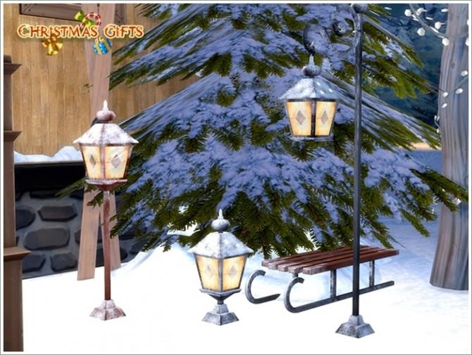 Christmas Lights Set at Sims by Severinka image 2825 670x505 Sims 4 Updates