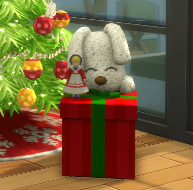 TS3 Stores Mochi's Doggie Present as a dresser by BigUglyHag at SimsWorkshop image 2921 Sims 4 Updates