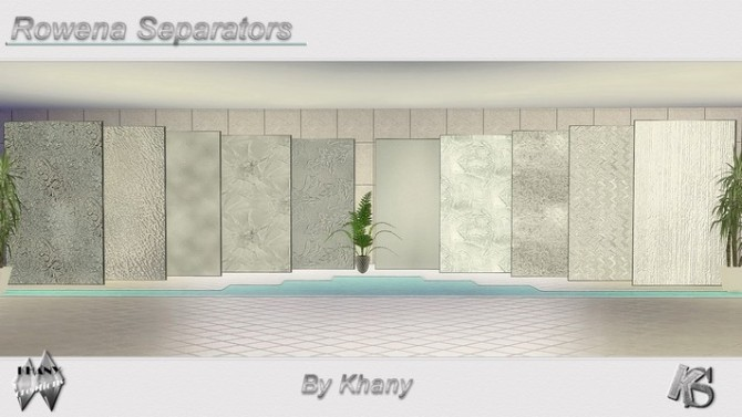 ROWENA separators *Updated at Khany Sims image 3123 670x377 Sims 4 Updates