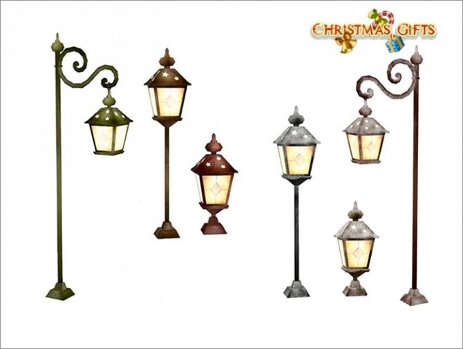 Christmas Lights Set at Sims by Severinka image 3130 670x505 Sims 4 Updates
