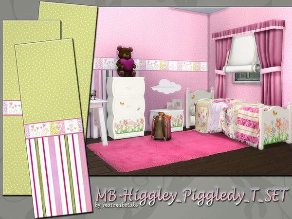 Sims 4 MB Higgledy Piggledy T SET by matomibotaki at TSR