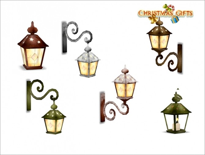 Christmas Lights Set at Sims by Severinka image 3226 670x505 Sims 4 Updates