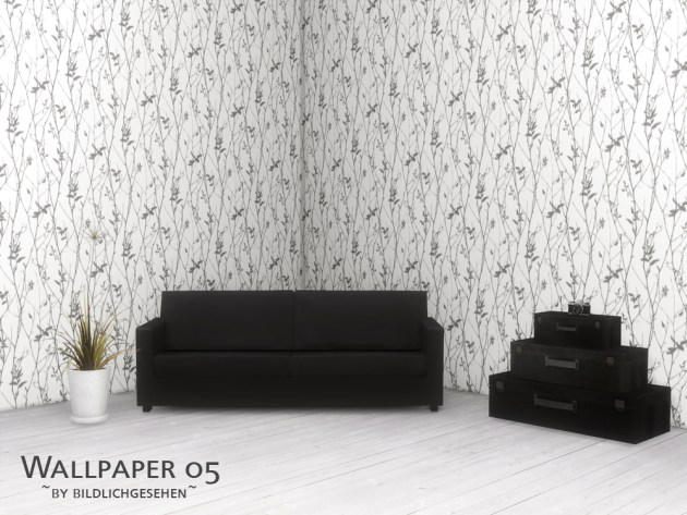 Wallpaper 05 by Bildlichgesehen at Akisima image 3326 Sims 4 Updates