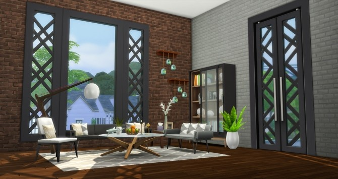 City Living Window and Door Addons by Peacemaker IC at Simsational Designs image 4213 670x355 Sims 4 Updates