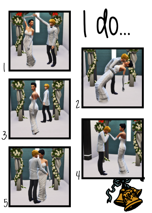 I Do poses at j e n n e h – SakuraLeon image 4220 Sims 4 Updates