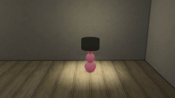 Sphere Contemporary Table Lamp at Wonderland Sims4 image 4221 Sims 4 Updates