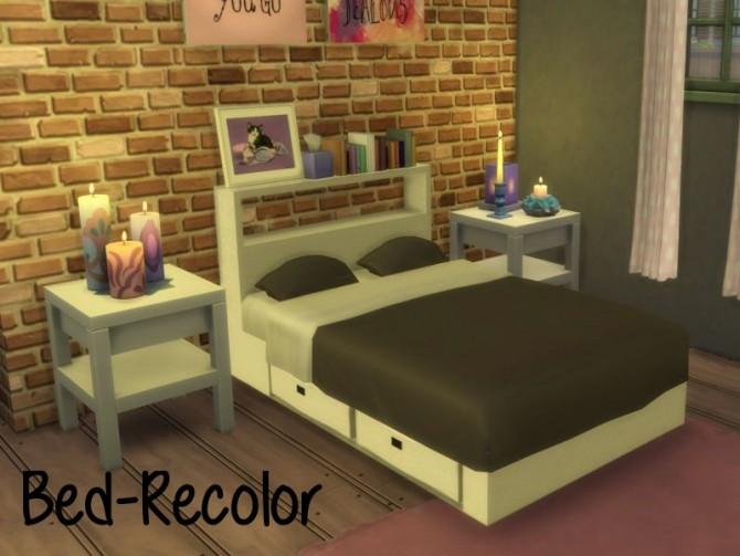 Sims 4 Bed RC1 at ChiLLis Sims