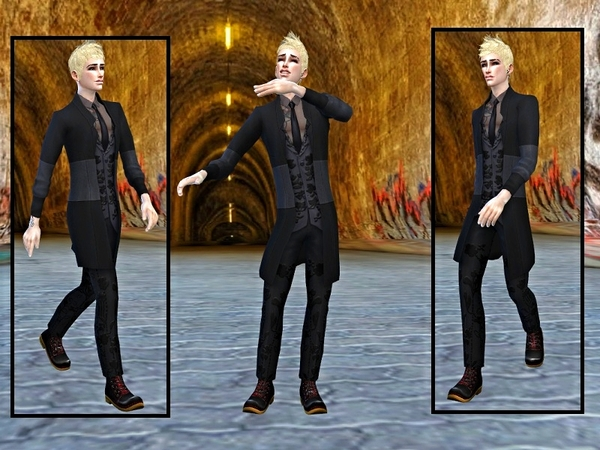 Robert Benavente by casmar at TSR image 4922 Sims 4 Updates