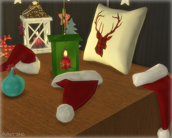 New Year 2017 Set at Helen Sims image 5127 Sims 4 Updates