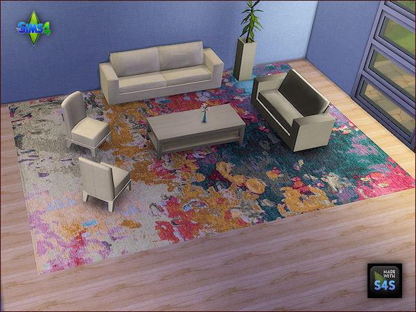 6 rugs size 7x5 by Mabra at Arte Della Vita image 5513 Sims 4 Updates