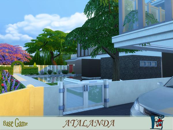 Atalanda house by Evi at TSR image 5817 Sims 4 Updates