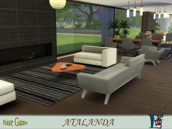 Atalanda house by Evi at TSR image 6017 Sims 4 Updates