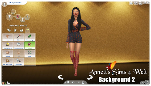 Models CAS Backgrounds at Annett's Sims 4 Welt image 609 Sims 4 Updates
