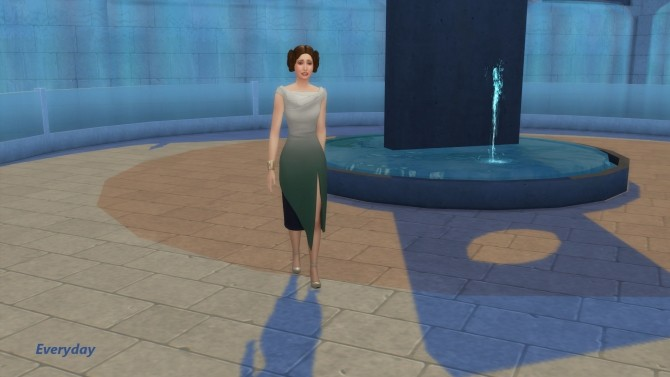 Carrie Fisher as Princess Leia Organa by Snowhaze at Mod The Sims image 6122 670x377 Sims 4 Updates