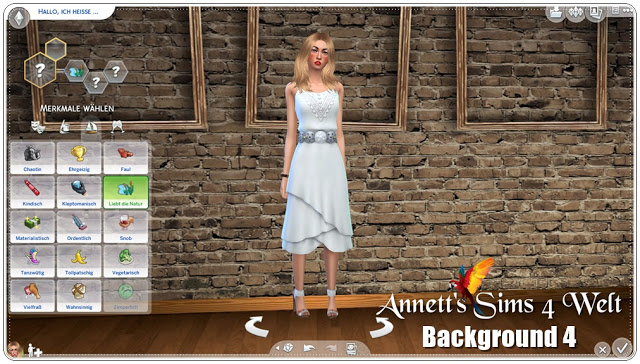 Models CAS Backgrounds at Annett's Sims 4 Welt image 6210 Sims 4 Updates
