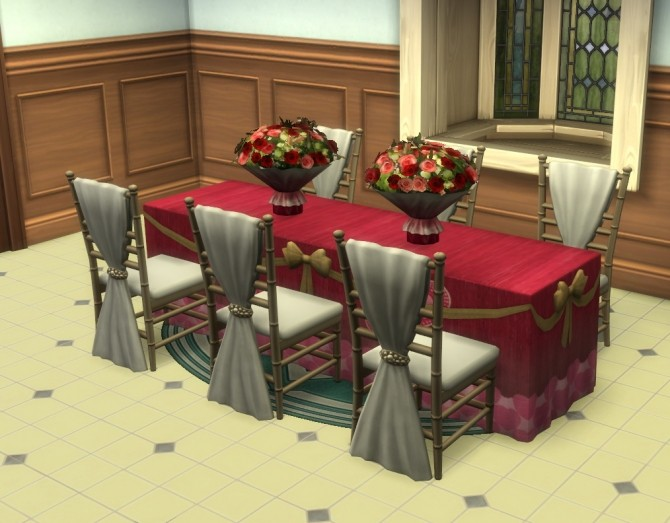 Sweetheart Table by BigUglyHag at SimsWorkshop image 6410 670x523 Sims 4 Updates
