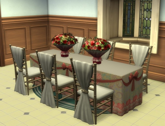 Sweetheart Table by BigUglyHag at SimsWorkshop image 6512 670x514 Sims 4 Updates