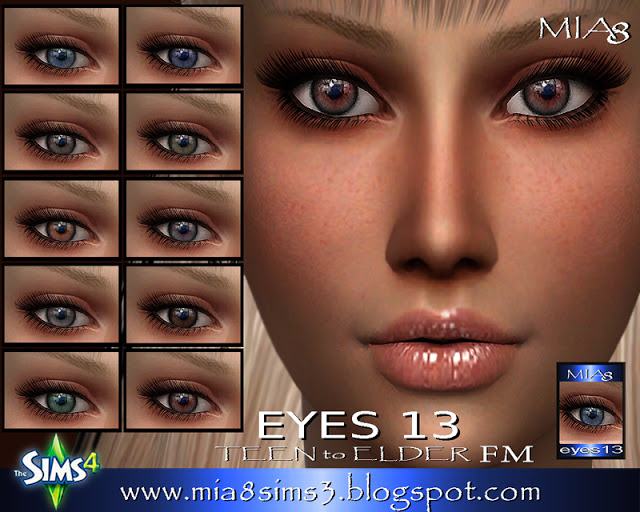 Lenses 12 and 13 at MIA8 image 653 Sims 4 Updates