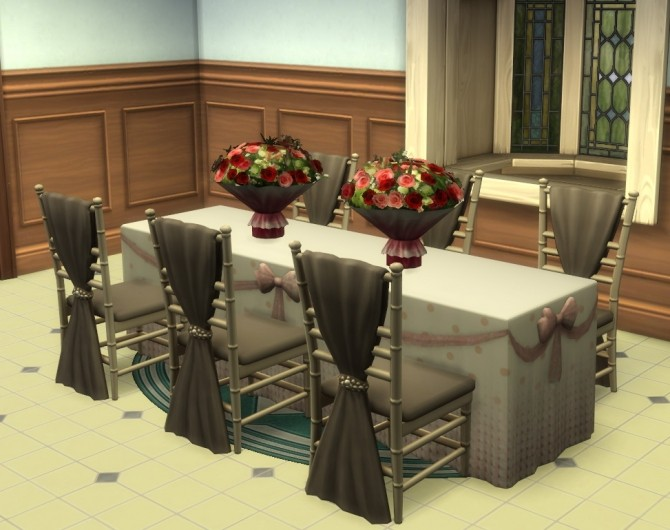 Sweetheart Table by BigUglyHag at SimsWorkshop image 6612 670x530 Sims 4 Updates