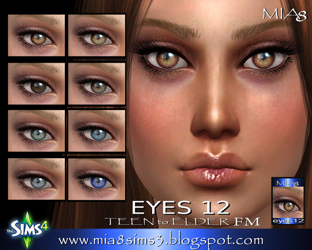 Lenses 12 and 13 at MIA8 image 663 Sims 4 Updates
