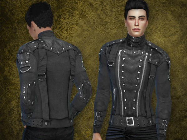Replication Jacket by RemusSirion at TSR image 67 Sims 4 Updates