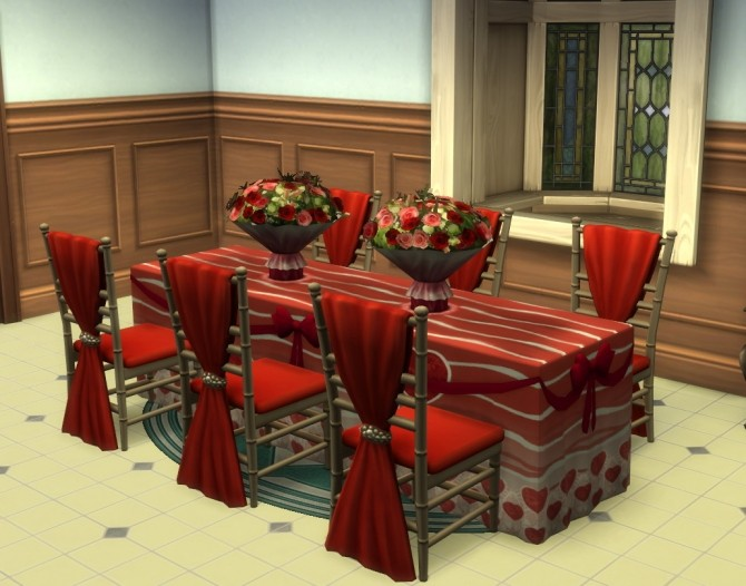 Sweetheart Table by BigUglyHag at SimsWorkshop image 6713 670x526 Sims 4 Updates