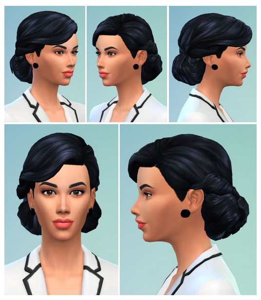 Sims 4 ReasonWhy Hair at Birksches Sims Blog