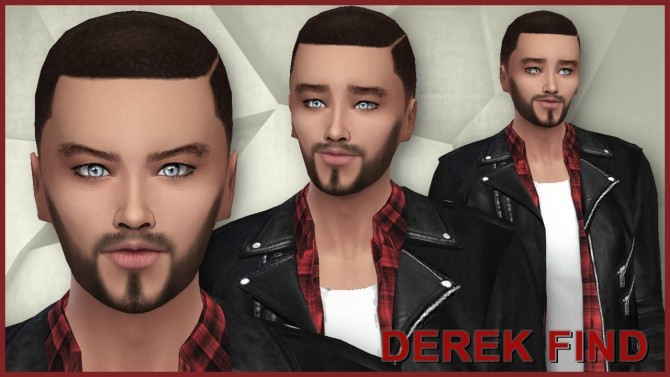 Derek Find by Mary Jiménez at pqSims4 image 689 670x377 Sims 4 Updates