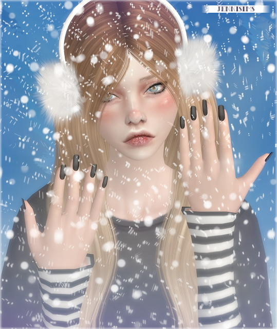 Photoshop 6 PSD File (Different snow effects) at Jenni Sims image 71 1 Sims 4 Updates