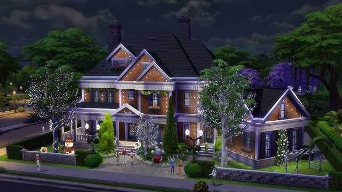 5 Great Holiday Lots at The Sims™ News image 7111 670x377 Sims 4 Updates