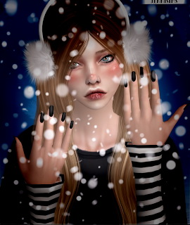 Photoshop 6 PSD File (Different snow effects) at Jenni Sims image 7213 Sims 4 Updates