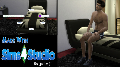 Sofa Style Single Bed Recolours at Julietoon – Julie J image 724 Sims 4 Updates