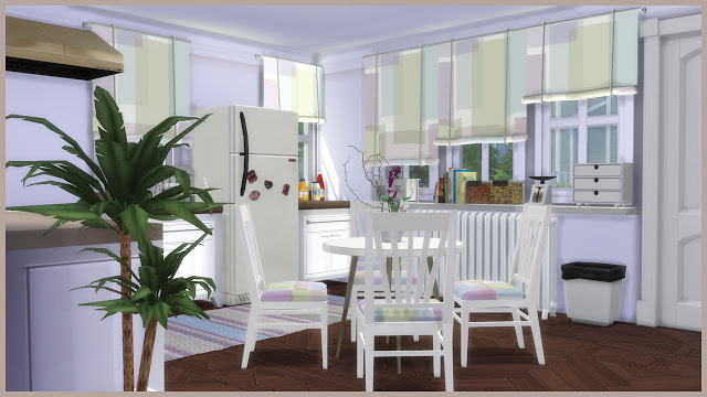 Ingrid Kitchen by Mary Jiménez at pqSims4 image 743 Sims 4 Updates