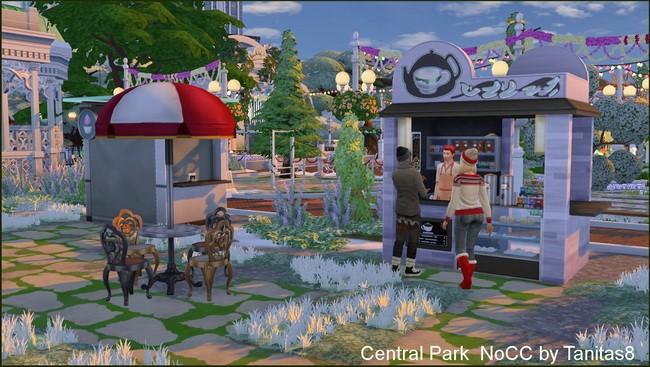 Central Park noCC at Tanitas8 Sims image 7715 Sims 4 Updates