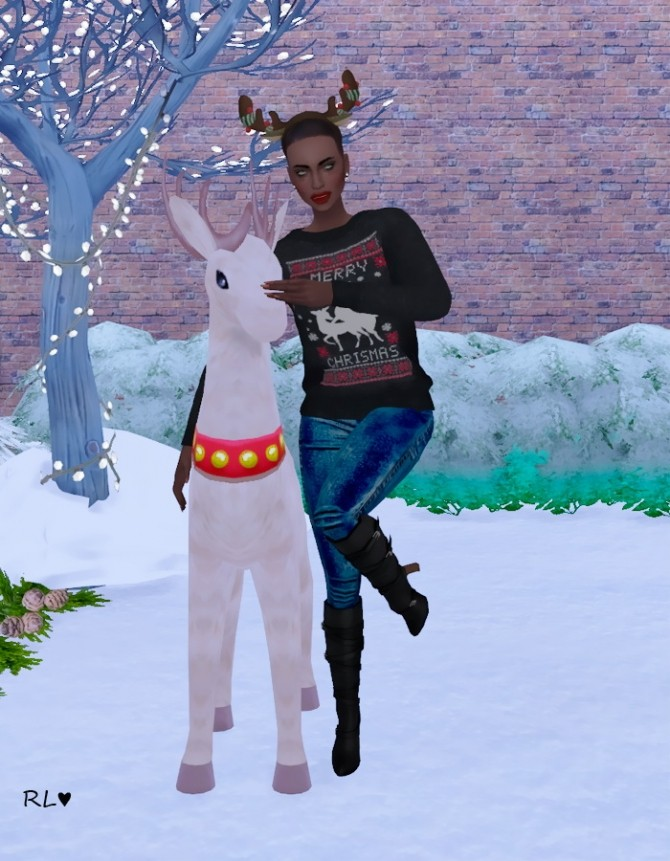 My litlle deer poses at Rethdis love image 789 670x861 Sims 4 Updates
