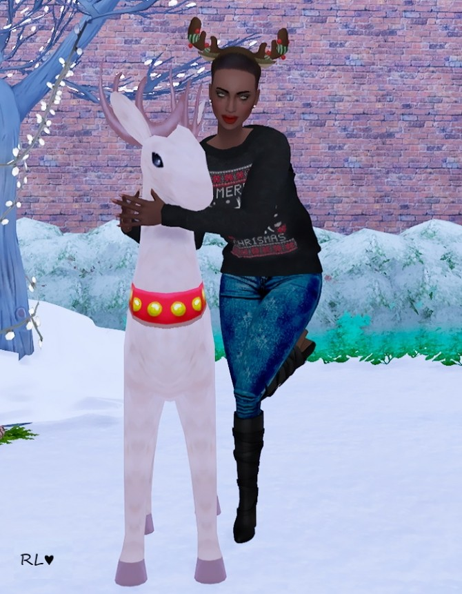 My litlle deer poses at Rethdis love image 808 670x861 Sims 4 Updates