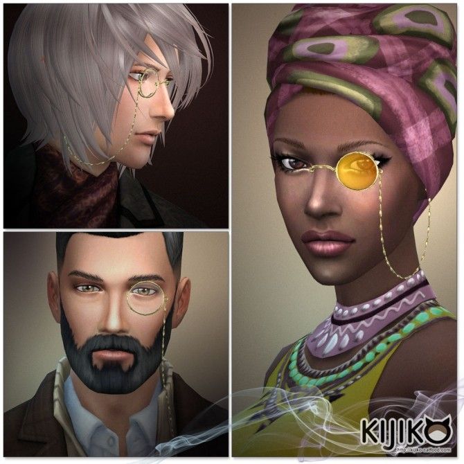 Monocles at Kijiko image 811 670x670 Sims 4 Updates