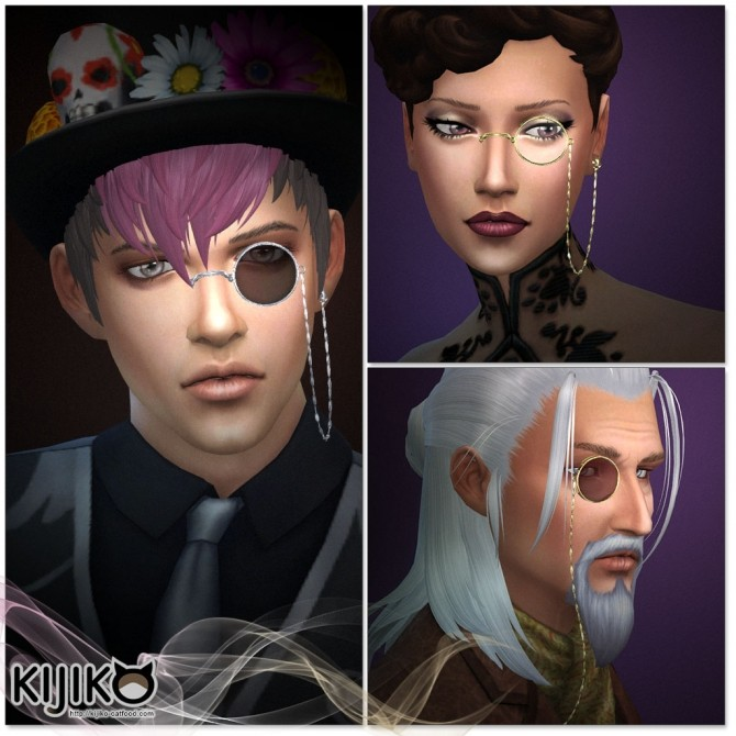 Monocles at Kijiko image 821 670x670 Sims 4 Updates