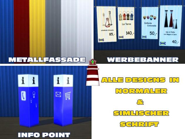 IKEA build set by Bildlichgesehen at Akisima image 8211 Sims 4 Updates
