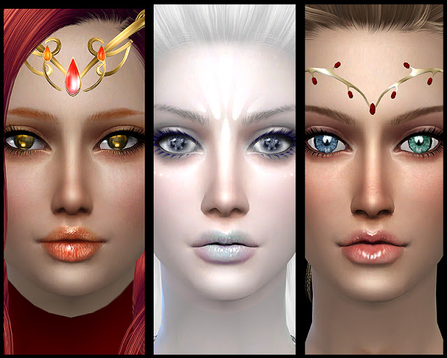 Sims 4 New fantasy characters at MIA8